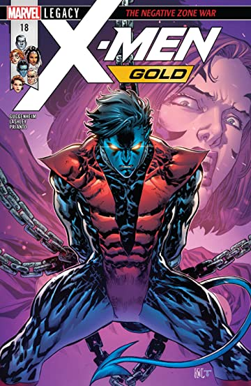 X-Men: Gold (2017-) No.18