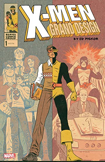 X-Men: Grand Design (2017-2018) #1 (of 2)