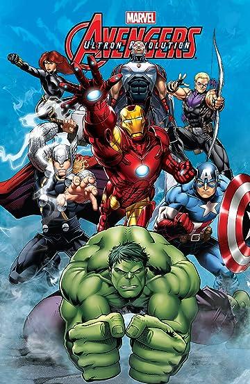 Marvel Universe Avengers: Ultron Revolution Vol. 3