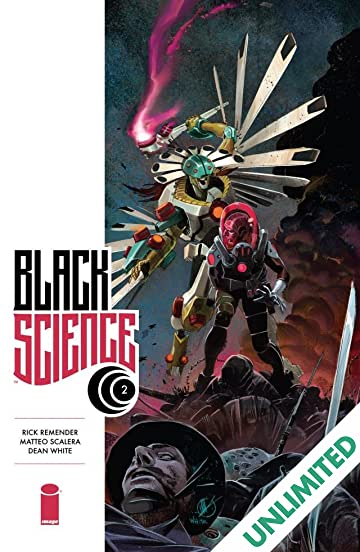 Black Science #2