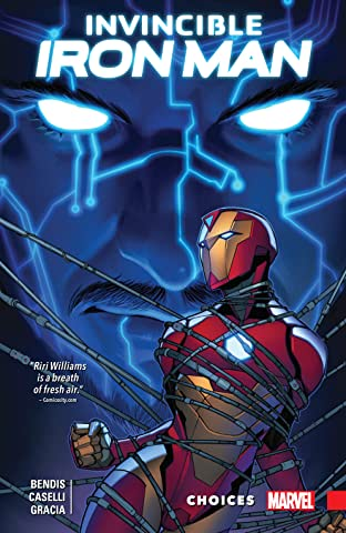 Invincible Iron Man: Ironheart Tome 2: Choices
