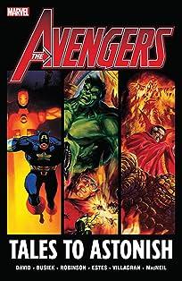 Avengers: Tales To Astonish