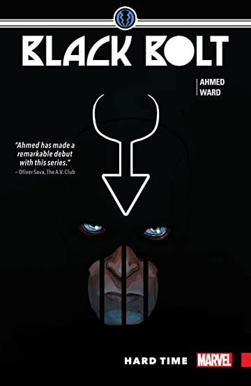 Black Bolt Tome 1: Hard Time