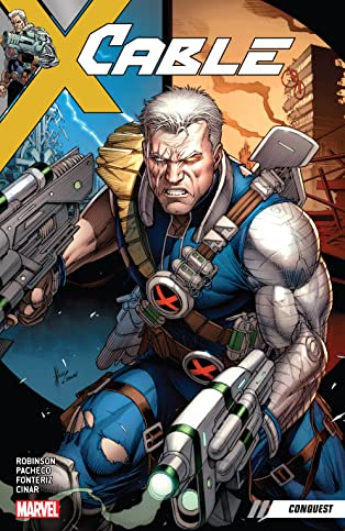 Cable Vol. 1: Conquest