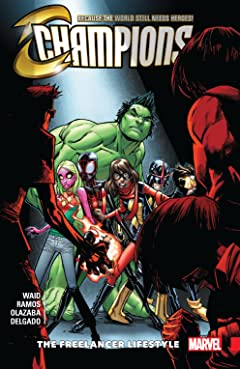 Champions Tome 2: The Freelancer Lifestyle