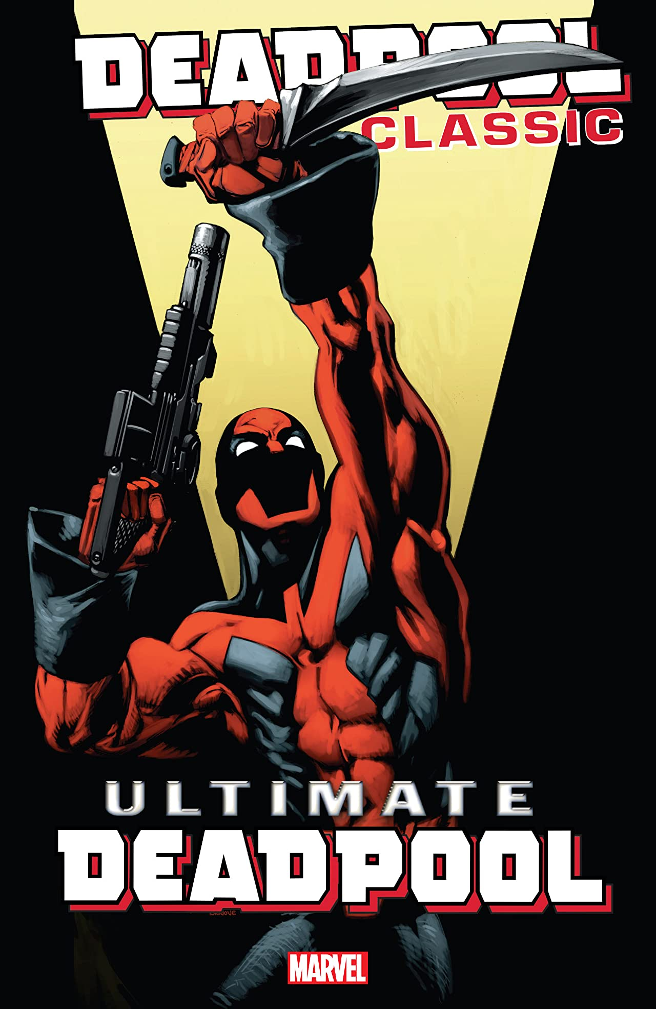 Deadpool Classic Vol. 20: Ultimate Deadpool