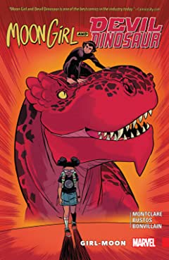 Moon Girl and Devil Dinosaur Vol. 4: Girl-Moon