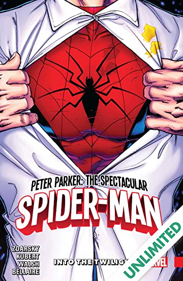 Peter Parker: The Spectacular Spider-Man Vol. 1: Into The Twilight