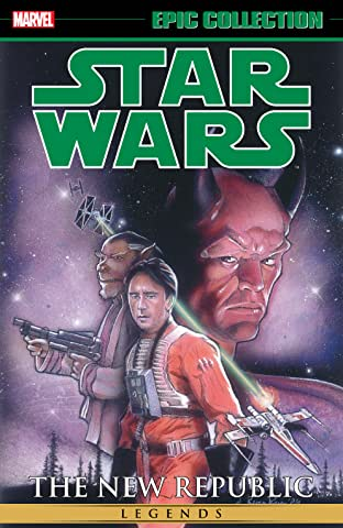 Star Wars Legends Epic Collection: The New Republic Tome 3