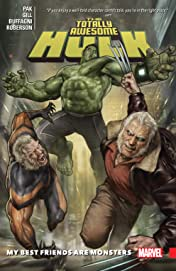 The Totally Awesome Hulk Vol. 4: My Best Friends Are Monsters