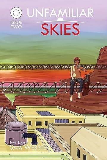 Unfamiliar Skies #2