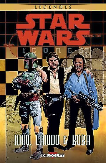 Star Wars - Icones Vol. 5: Han, Lando & Boba