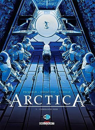 Arctica Tome 9: Commando noir