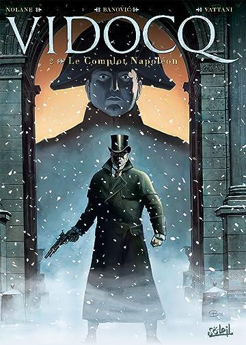 Vidocq Vol. 2: Le Complot Napoléon