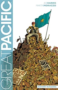 Great Pacific Vol. 2: Nation Building