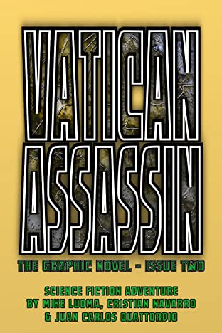 Vatican Assassin - The Graphic Novel #2