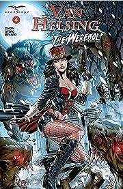 Van Helsing vs. The Werewolf #4