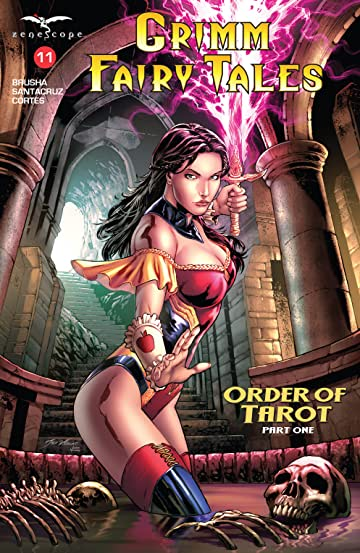 Grimm Fairy Tales (2016-) #11