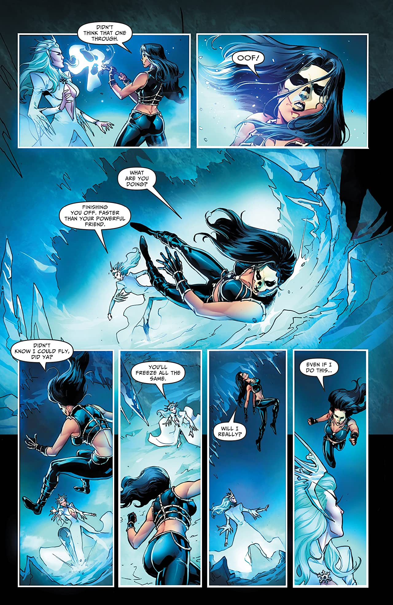 Grimm Fairy Tales: Dance of the Dead #3