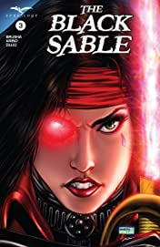 The Black Sable #3