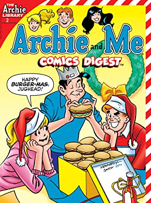 Archie and Me Comics Digest No.2