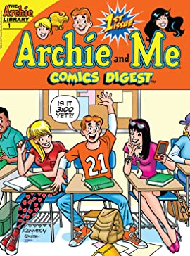 Archie and Me Comics Digest #1