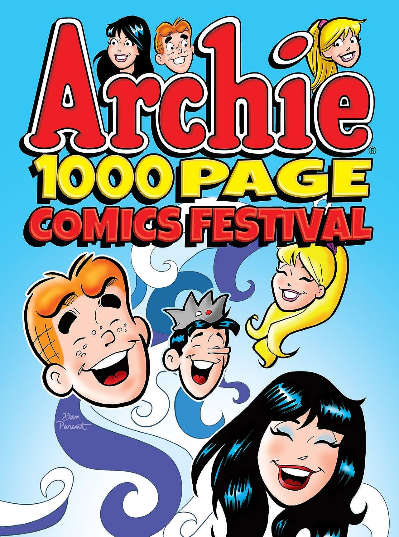 Archie 1000 Page Festival
