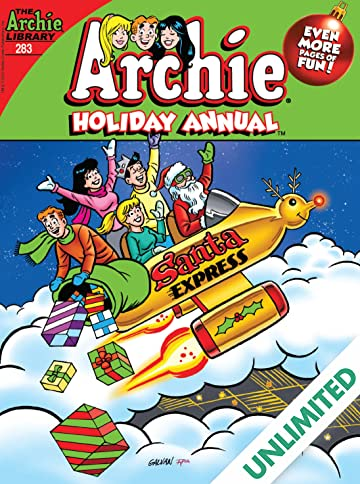 Archie Comics Double Digest #283