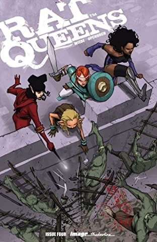 Rat Queens No.4