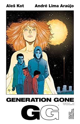 Generation Gone Tome 1