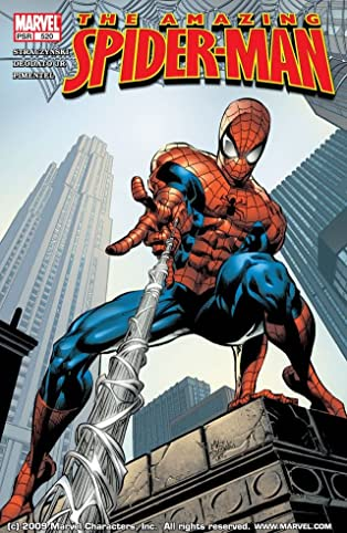Amazing Spider-Man (1999-2013) #520