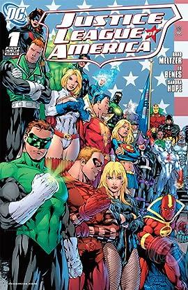 Justice League of America (2006-2011) No.1