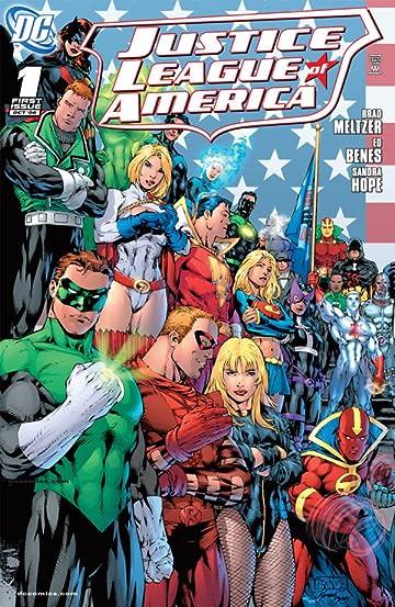 Justice League of America (2006-2011) #1