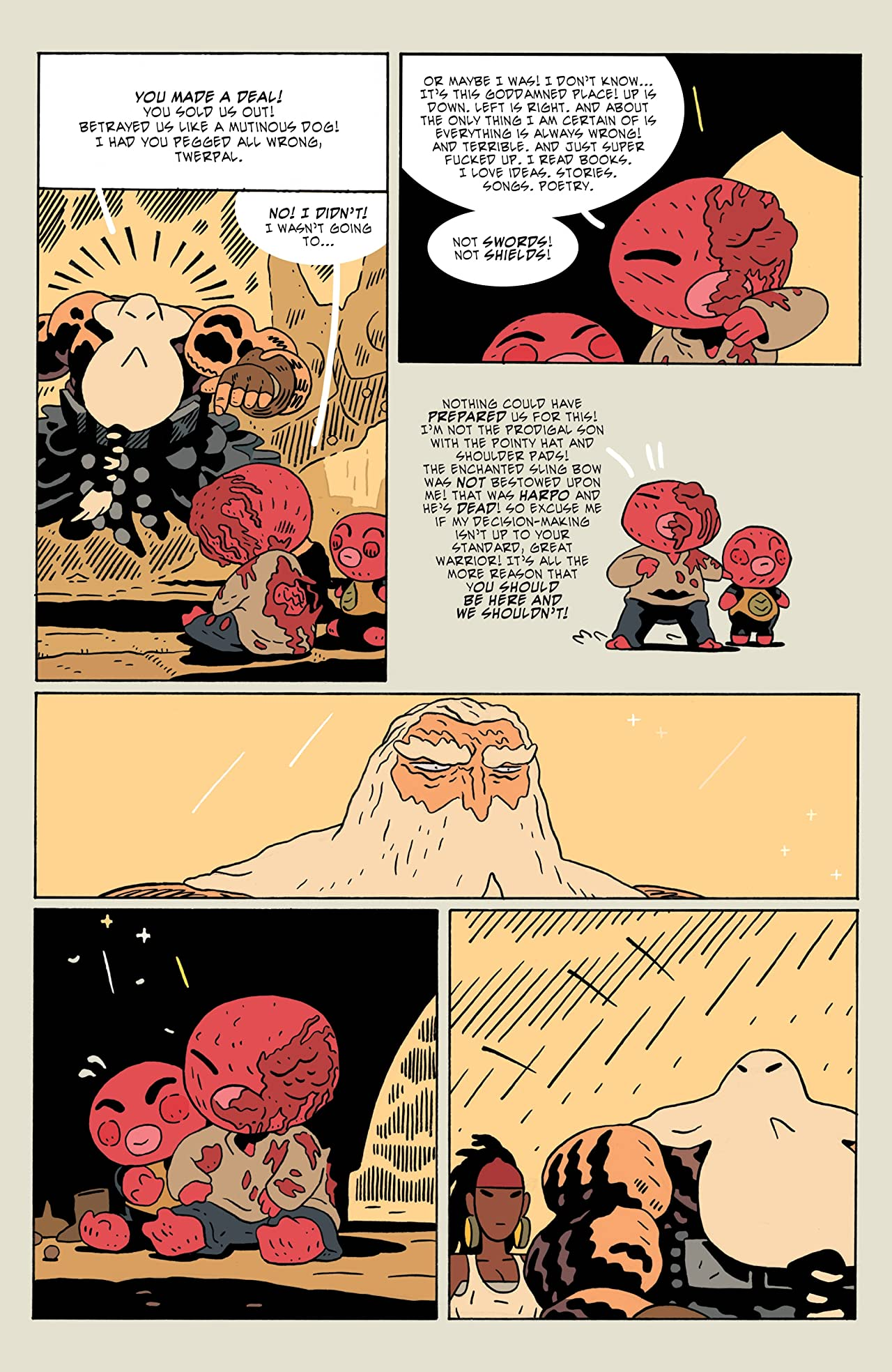 Head Lopper #8