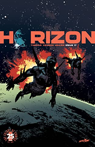 Horizon No.17