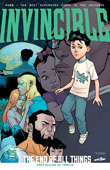 Invincible No.143