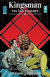 Kingsman: The Red Diamond #4