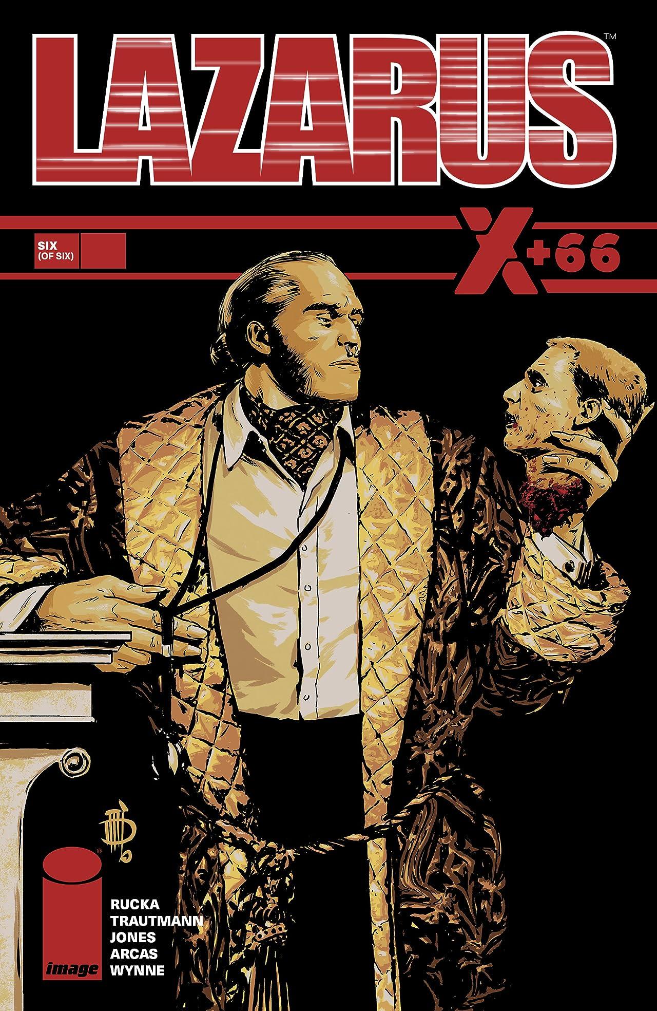 Lazarus: X+66 #6 (of 6)