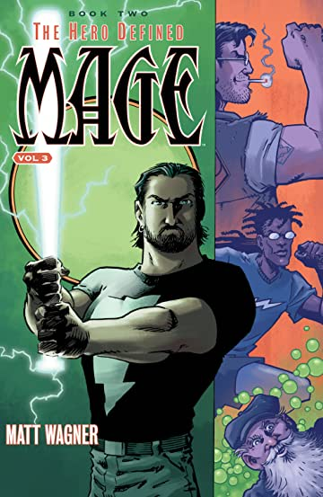 Mage, Book Two: The Hero Defined (2017) Vol. 3