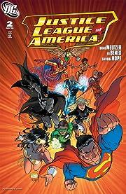 Justice League of America (2006-2011) #2