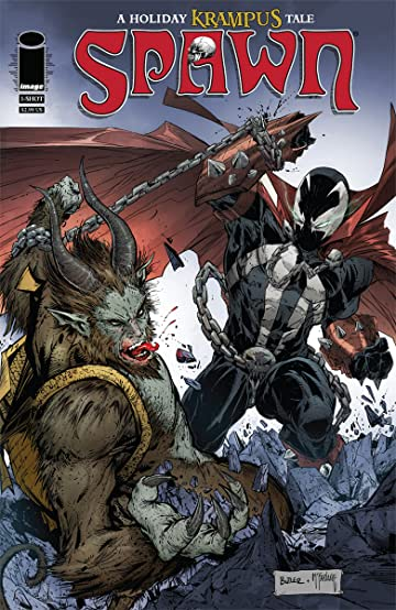 Spawn: A Holiday Krampus Tale #1