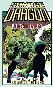 Savage Dragon Archives Tome 3