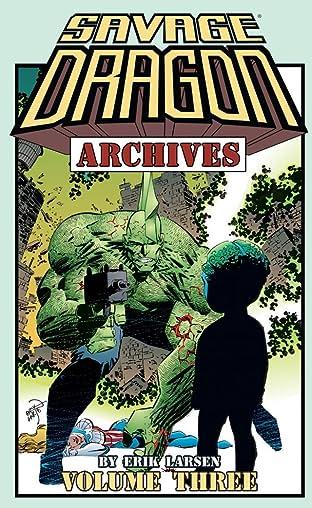Savage Dragon Archives Vol. 3