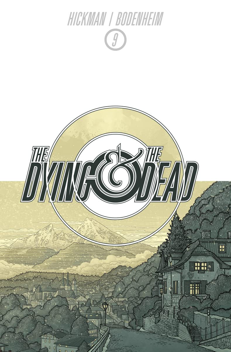 The Dying And The Dead #9