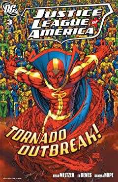 Justice League of America (2006-2011) #3