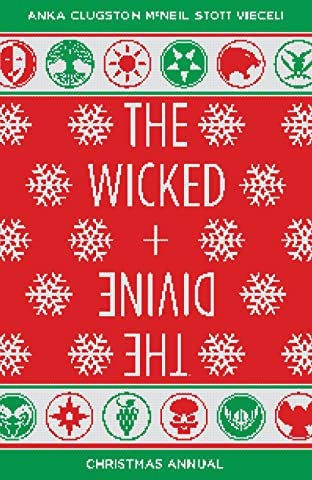The Wicked + The Divine: Christmas Annual No.1
