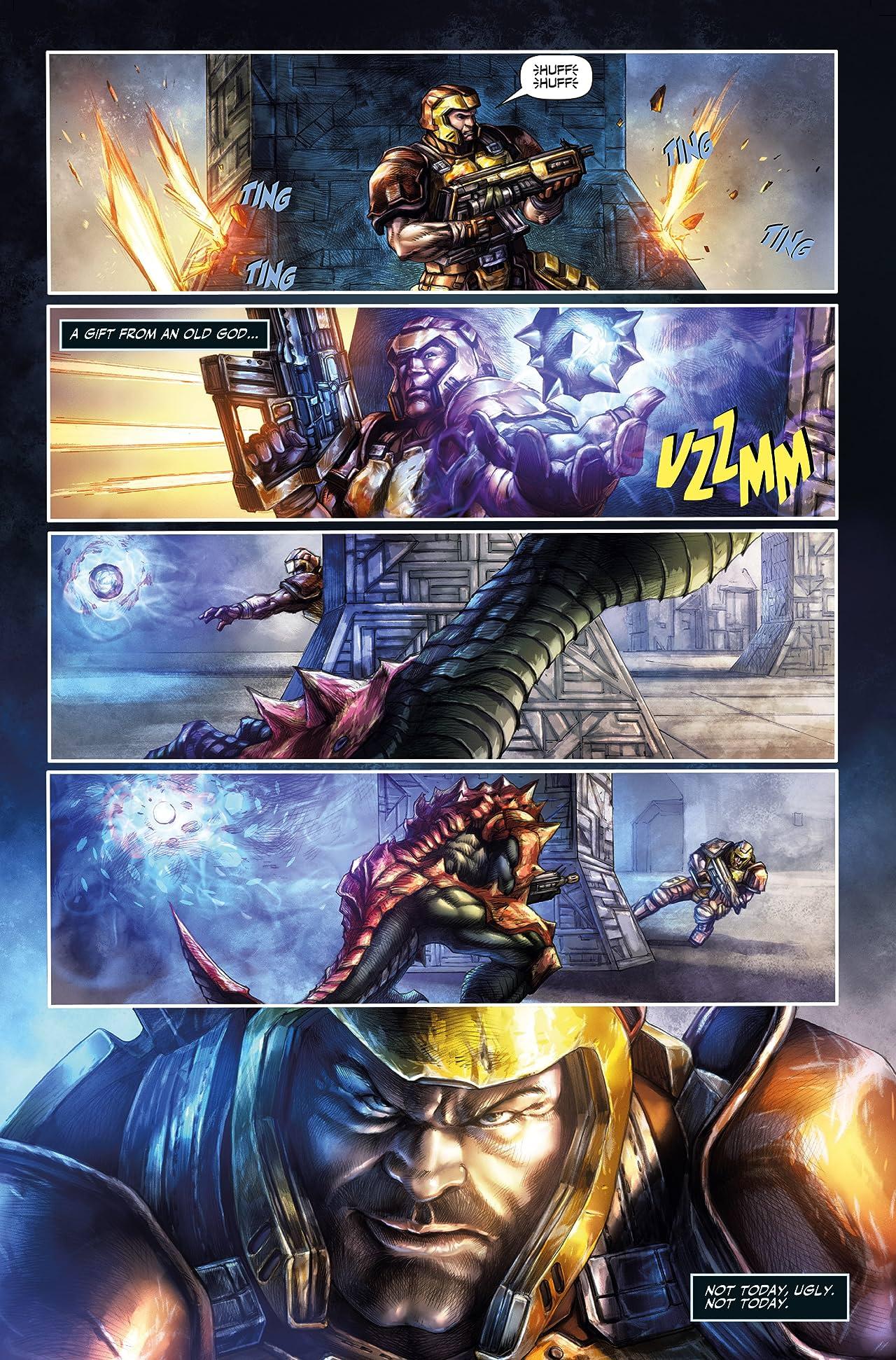 Quake Champions Vol. 1