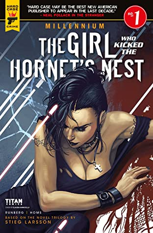 The Girl Who Kicked the Hornets Nest No.3.1
