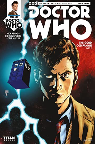 Doctor Who: The Tenth Doctor #3.12