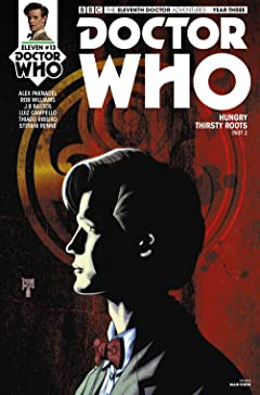 Doctor Who: The Eleventh Doctor No.3.13